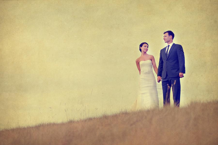Katie & David's Central Oregon Wedding