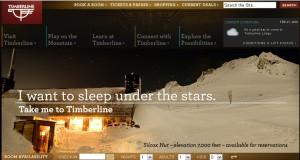 Timberline Website - Silcox Hut