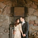 Danielle + Marty / Mt. Hood Silcox Hut Wedding