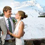 Lisa + Matthew / Timberline Lodge Wedding