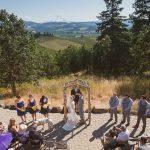 Erin + Brian / Crag Rats Hut Wedding