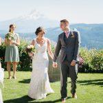 Kim + Luke / Gorge Crest Wedding