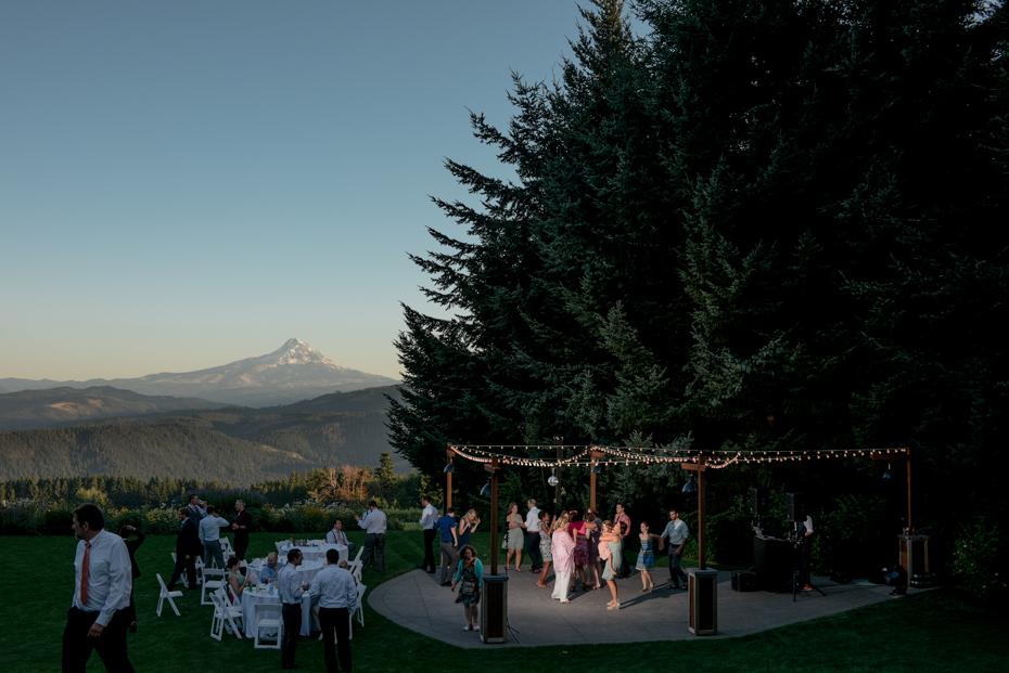 Columbia river gorge crest wedding 056