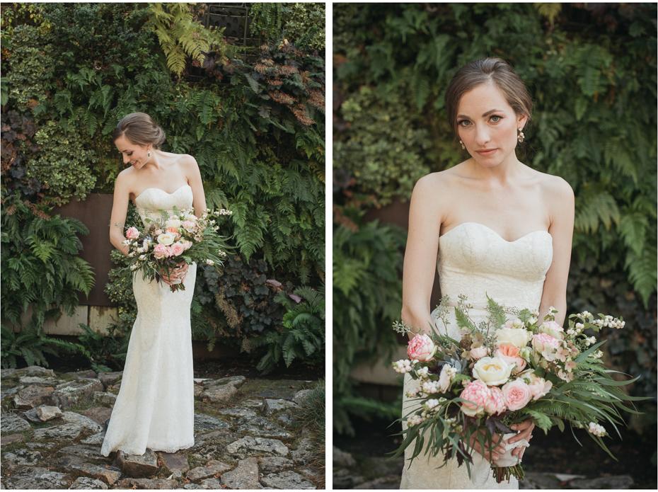 A destination wedding in laurelhurst park, portland, oregon.