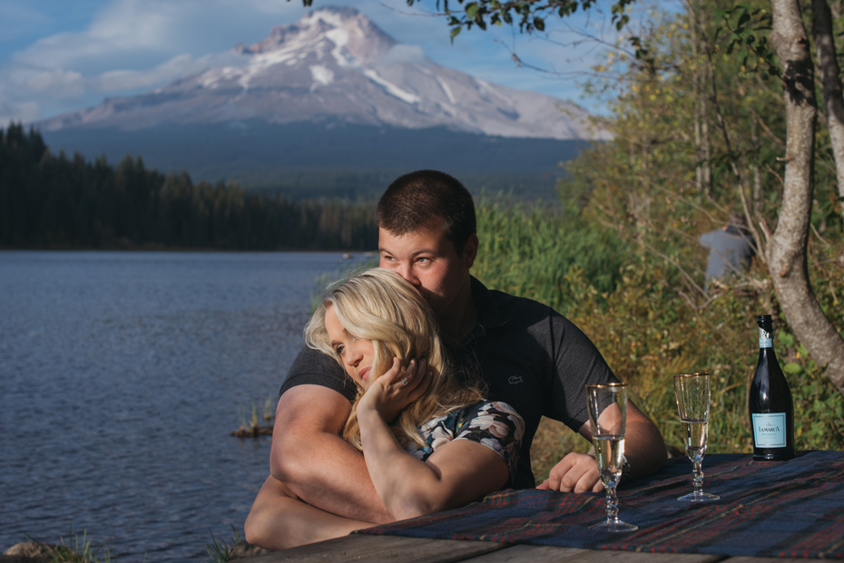 002 mt hood sunset engagement photography