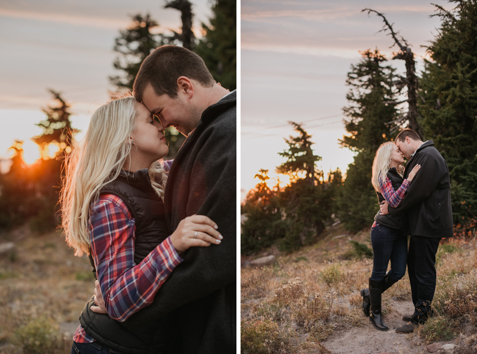 027 mt hood sunset engagement photography