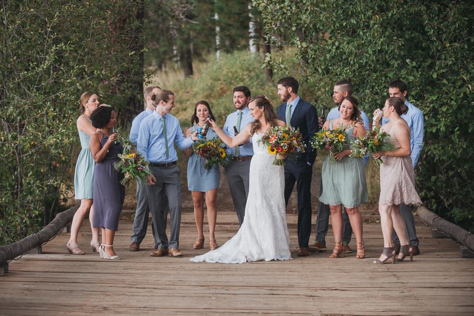 053 house on metolius central oregon wedding