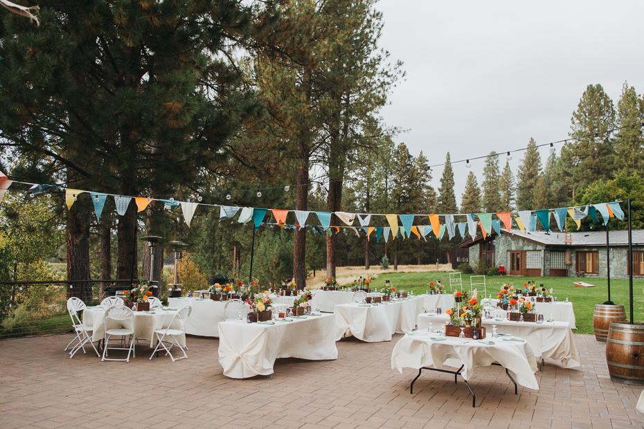 075 house on metolius central oregon wedding