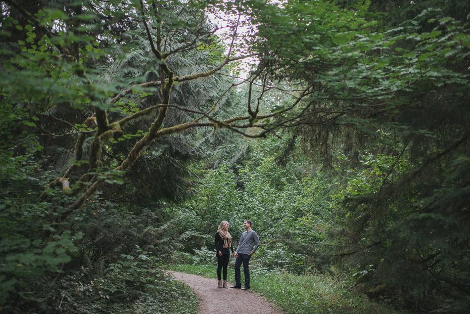 116 hoyt arboretum portland engagement