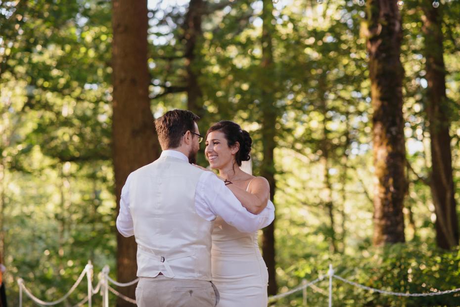 071 bridal veil lakes oregon wedding