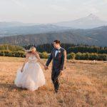 Sydney + Jonathan / Gorge Crest Wedding