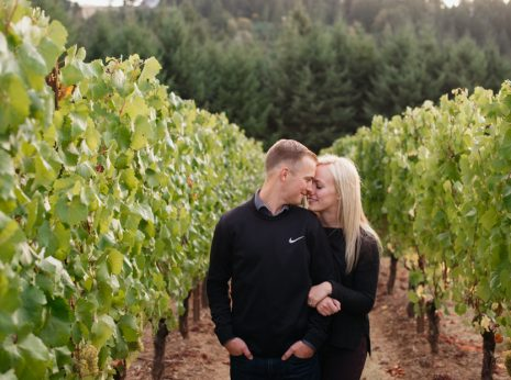 100 oregon vineyard engagement